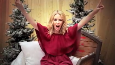 It's official: Kylie Minogue announced the news on Twitter on Friday.