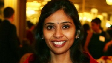 Devyani Khobragade, India's deputy consul general, has been accused of underpaying a domestic worker she brought to the US from India.