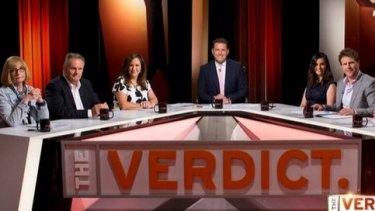 Opening night: The Verdict