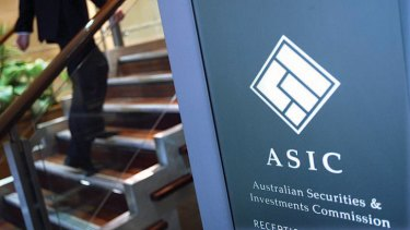 Under fire: ASIC is accused of failing to crack down on Peter Drake's LM group before it collapsed.