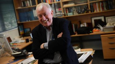 Swings and roundabouts: Professor Peter Doherty points to a future when healthcare is rationed.