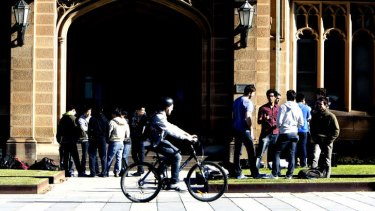 Sydney University has made a submission on a proposal to deregulate university fees.