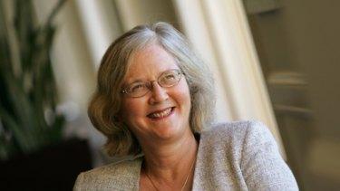 Nobel winner ... Elizabeth Blackburn.