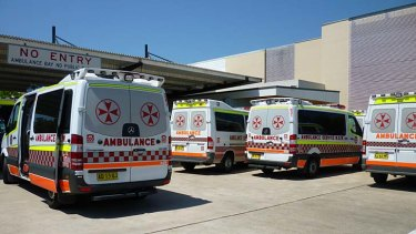 Turned away ... three women with unplanned pregnancies sought urgent help  from Blacktown Hospital in one week.