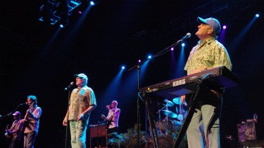 The Beach Boys to play Gold Coast and new resort hotel on Bribie Island.