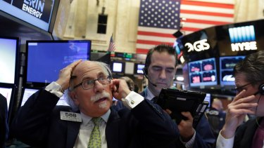 US stocks fell heavily on Monday and futures were pointing to more losses on Tuesday.