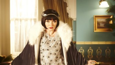 As the adventurous Phryne Fisher, Essie Davis packs a pearl-handled Smith & Wesson, a can-do attitude and a deep sympathy for the underdog.