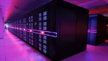 World's fastest: Tianhe-2 can perform 33,860 trillion calculations per second.