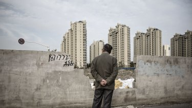 China's property market 'is no longer delivering what the economy needs,. according to Bloomberg economists.