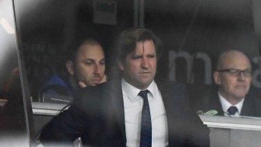 Litigant: Des Hasler will mount a decent legal argument.