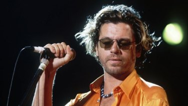 Beyond the grave: Michael Hutchence has more in store for the music world it seems.