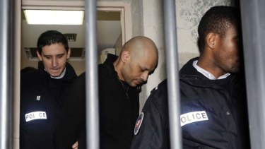 Maximum sentence  ...   Adriano Araujo da Silva is led to jail after being found guilty on Friday.