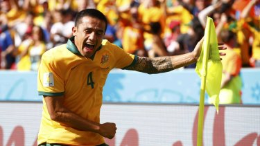 Socceroos star Tim Cahill is facing a hefty tax bill.
