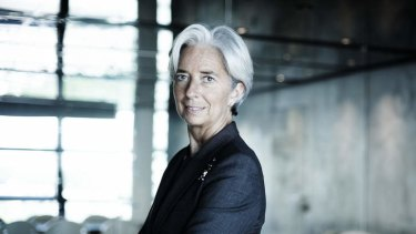 'I have strong principles and beliefs about the strength of the individual' ...  Christine Lagarde.