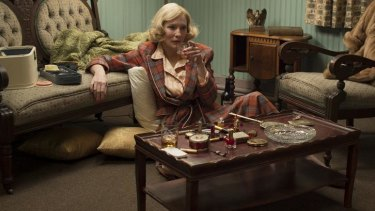 Cate Blanchett in <i>Carol</i>.