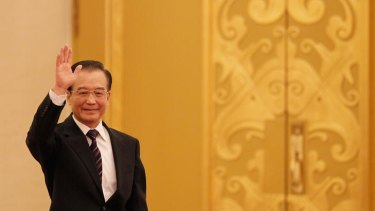 Urgent reforms needed ... Chinese Premier Wen Jiabao.