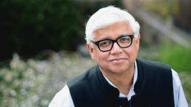Amitav Ghosh.