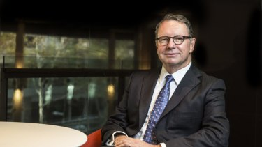 """""""It [dealing with working claims] is my number one priority to fix,"""" Suncorp Group chief executive Michael Cameron said."""