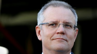 Treasurer Scott Morrison hosted a $11,625 knees-up following the federal budget.