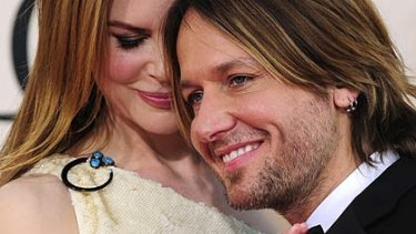 Nicole Kidman and Keith Urban ... rejoicing at the birth of their daughter Faith to a surrogate.