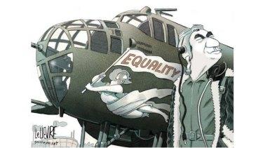 <i>Illustration: Glen Le Lievre.</i>