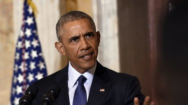 """""""The special relationship between the United States and the United Kingdom is enduring."""": US President Barack Obama."""
