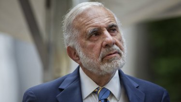 Billionaire investor Carl Icahn famously cashed in on Trump's election victory.