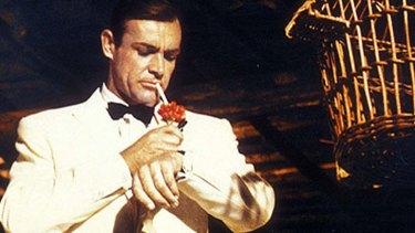 Bond: style icon.