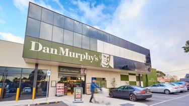 Dan Murphy's liquor store in Alphington will go to auction through CBRE.