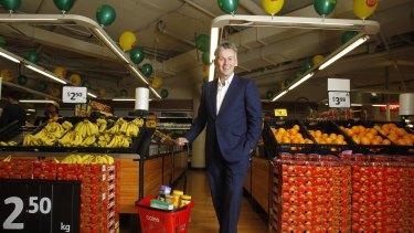 "Coles managing director John Durkan says multinational food and grocery suppliers are treating Australia like ""Treasure Island""."