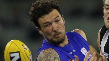 Lions forward Mitch Clark is now a Demon.