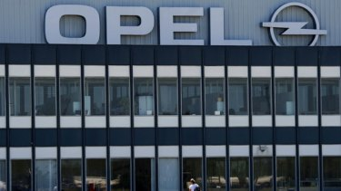 The ripples of GM's troubles are being felt as far afield as Antwerp, where the future of the Opel assembly plant is in doubt.