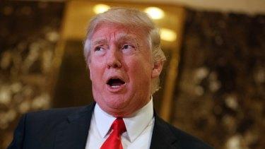 President-elect Donald Trump has declared NATO 'obsolete'.
