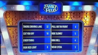 The controversial question which caused a stir on <i>Family Feud</i>.