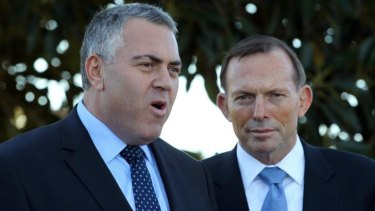 Joe Hockey and Tony Abbott's electorates are the least affected by their May budget, according to NATSEM analysis.