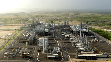 The expansion involves adding three production units at the PNG LNG site north of Port Moresby.