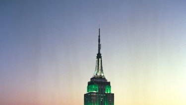 Inspiration ... The real Empire State Building