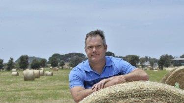 Brendan Condon: The 'eco village' at Cape Paterson aims to be 'zero carbon'.