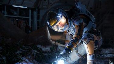 A scene from <i>The Martian.</i>