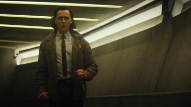 The latest instalment from Marvel where Loki is recruited to save the world.