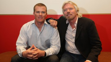 The ASA no longer backs the board re-election of David Baxby, Richard Branson's former right-hand man.