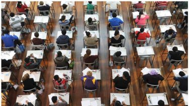 Only 8 per cent of students doing the HSC in 2013 are enrolled in a language course.