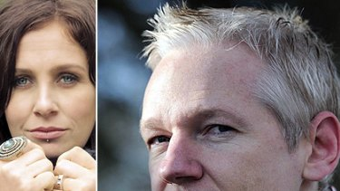 Singer Kasey Chambers and Julian Assange will have memoirs out this year.