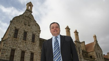 Peter Tagliaferri stands for Fremantle.