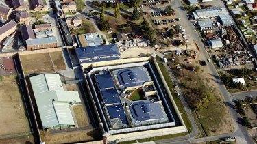 Goulburn's  Supermax prison.