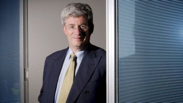 Economist Saul Eslake says it's his job to tell the truth about the economy.