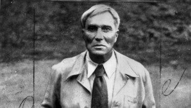 Boris Pasternak, the author of Doctor Zhivago.