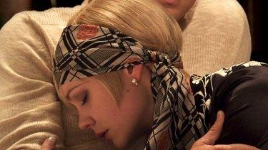Inspired style? ... Carey Mulligan as Daisy Buchanan in <i>The Great Gatsby.</i>