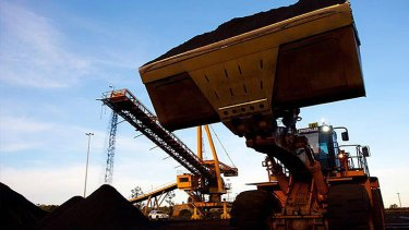 A study by Oxford University and the Smith School of Enterprise and the Environment has found that some of Australia's largest coal projects could be 'stranded ' as coal prices drop with falling Chinese demand.