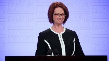 Prime Minister Julia Gillard will take on a role in global education development.